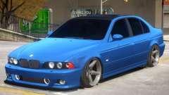 BMW M5 E39 V1 para GTA 4