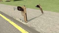 Hawk And Little Pistol GTA V (Army) V2 para GTA San Andreas