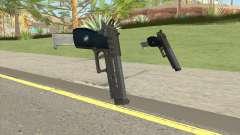 Hawk And Little Pistol GTA V (LSPD) V2 para GTA San Andreas