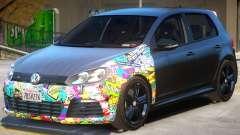 Volkswagen Golf R V2 para GTA 4
