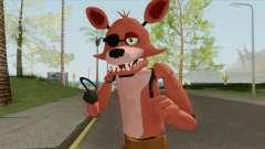 Unwhitered Foxy para GTA San Andreas