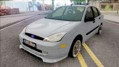 Ford Focus Grey para GTA San Andreas