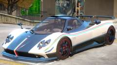 Pagani Zonda Cinque para GTA 4