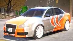 Audi RS4 V2 PJ1 para GTA 4