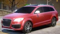 Audi Q7 TDI para GTA 4