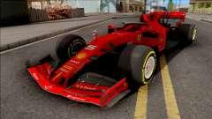 F1 Ferrari 2019 para GTA San Andreas