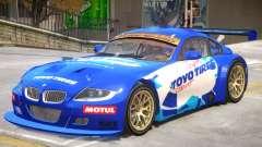 BMW Z4 Toyo Tires Edition para GTA 4