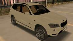 BMW X3 F25 2012 v1.0 Bulkin edition
