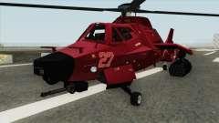 RF1 Akula (GTA V) para GTA San Andreas