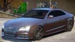 Audi RS5 V1 R3 para GTA 4