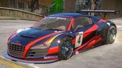Audi R8 GT-S V1 PJ3 para GTA 4