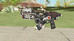Assault Rifle V3 (Gears Of War 4) para GTA San Andreas