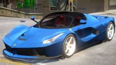 Ferrari LaFerrari V2 para GTA 4