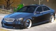 Mercedes Benz C63 Upd