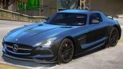 Mercedes Benz SLS V1 para GTA 4