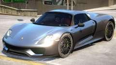 Porsche 918 Spyder V1 para GTA 4
