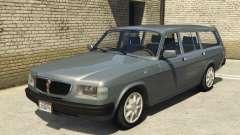 GAZ 31022 Volga universal para GTA 5