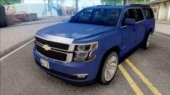Chevrolet Suburban 2015 LTZ Lowpoly