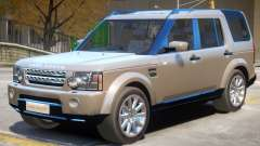 Land Rover Discovery 4 V1 para GTA 4