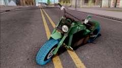 GTA Online Arena Wars Nightmare Deathbike Stock