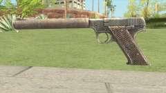 High Standard HDM Pistol para GTA San Andreas
