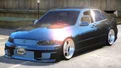 Lexus Anıl Tuning para GTA 4
