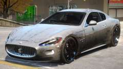 2012 Maserati Granturismo V2.2 para GTA 4