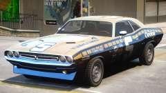 1971 Challenger V1.2 para GTA 4