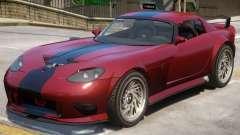 Banshee Custom para GTA 4