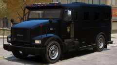 SWAT Armored Van