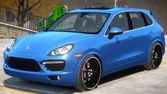 Porsche Cayenne SR para GTA 4