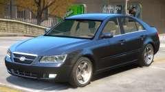 Hyundai Sonata V1 para GTA 4