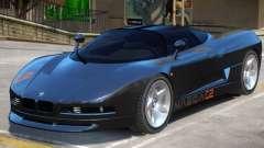 BMW Nazca C2 para GTA 4