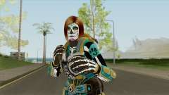 Anya (Gears Of War 4: Day Of The Dead) para GTA San Andreas