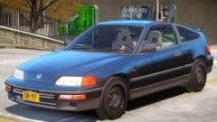 1991 Honda CRX para GTA 4