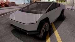 Tesla Cybertruck para GTA San Andreas