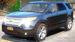 Ford Explorer V1 para GTA 4
