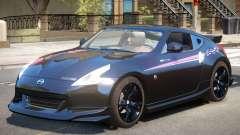 Nissan 370Z Upd PJ para GTA 4