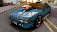 GTA IV Fortune Custom para GTA San Andreas