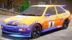 Ford Escort RS PJ1 para GTA 4