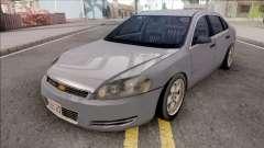 Chevrolet Impala 2007 Lowpoly