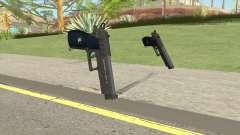 Hawk And Little Pistol GTA V (LSPD) V1 para GTA San Andreas
