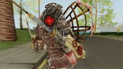Big Sister From Bioshock 2 para GTA San Andreas