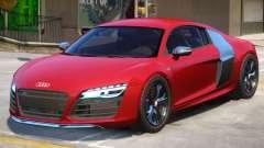 Audi R8 V10 Coupe para GTA 4