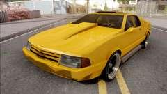 Custom Cadrona v3 para GTA San Andreas