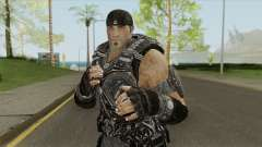 Marcus Black Steel (Gears Of War 4) para GTA San Andreas