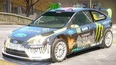 Ford Focus RS V1 PJ1