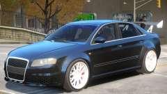 Audi RS4 Improved V2 para GTA 4