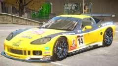 Chevrolet Corvette GT PJ4 para GTA 4