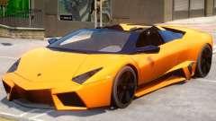 Lamborghini Reventon V1 para GTA 4